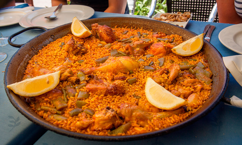 paella restaurante torreon